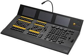 Console éclairage DMX