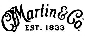 Martin Guitare acoustique logo